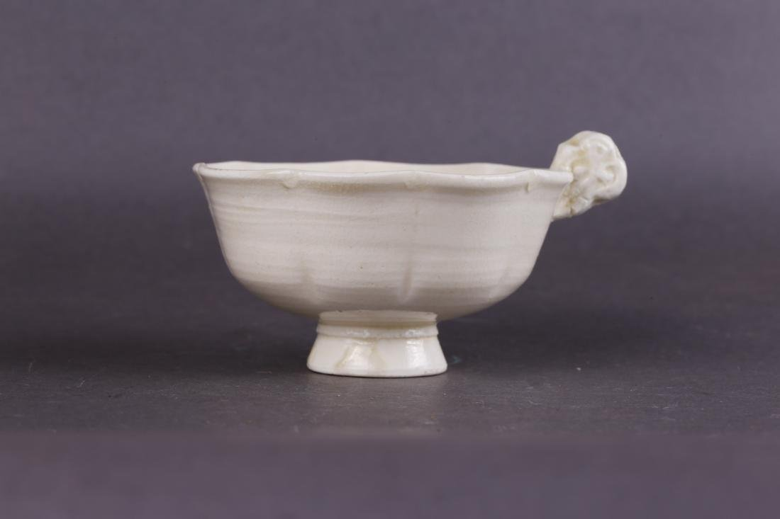 A Jiexiu Kiln Cup with Handle Song Dynasty