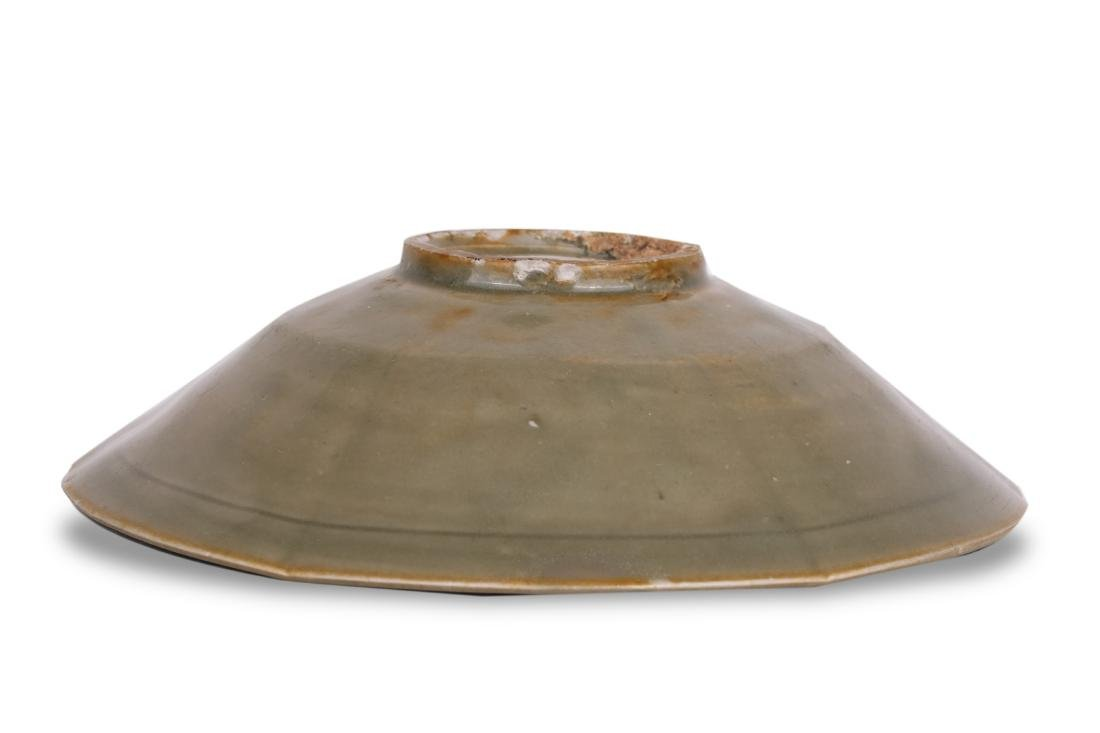 An Yaozhou Kiln Plate Song Dynasty