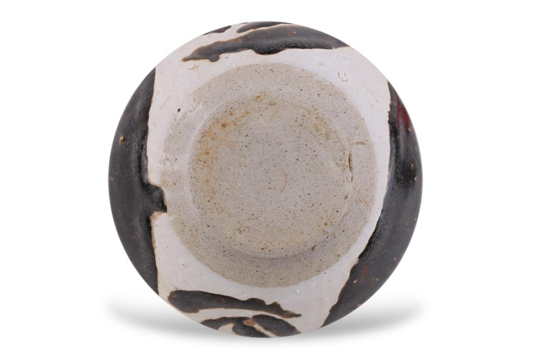An Yaozhou Kiln Water Holder with Colored Spots Tang - 5