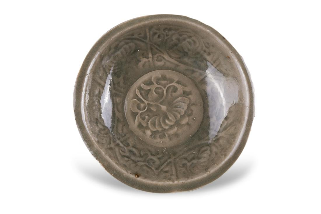 A Yaozhou Kiln Brush Washer Song Dynasty