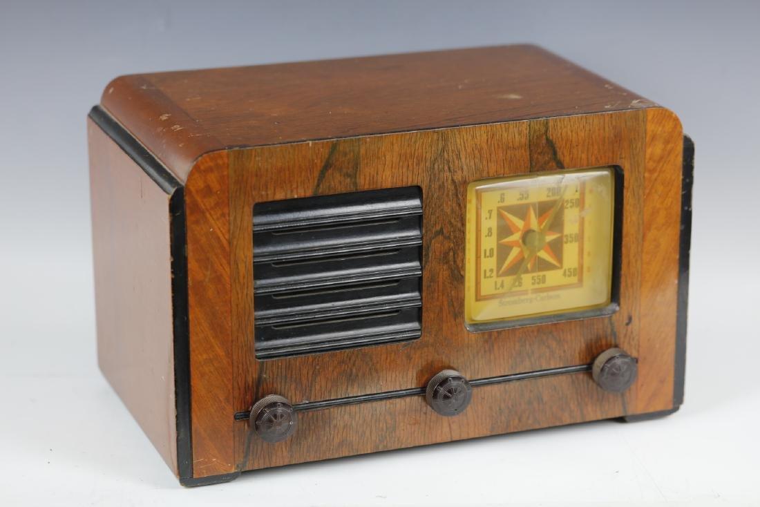 Stromberg Carlson 31985 Vintage Tube Radio 1940
