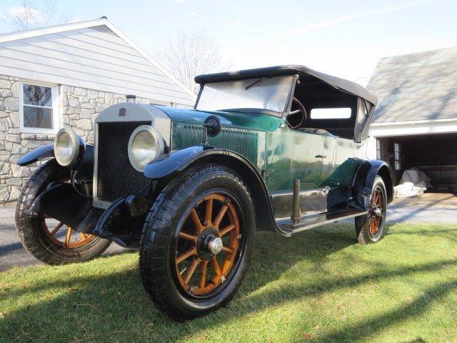 1919 Stanley Steamer