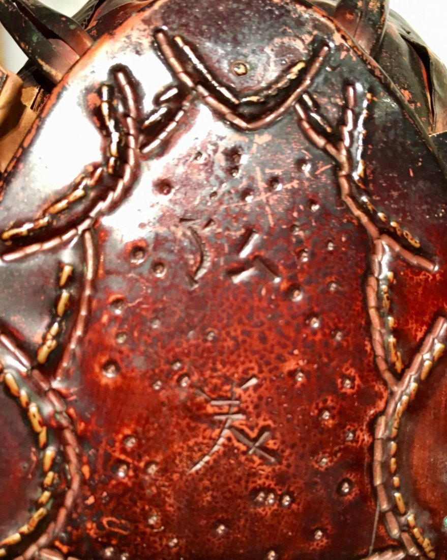 JAPANESE COPPER FULLY ARTICULATED LOBSTER - 8