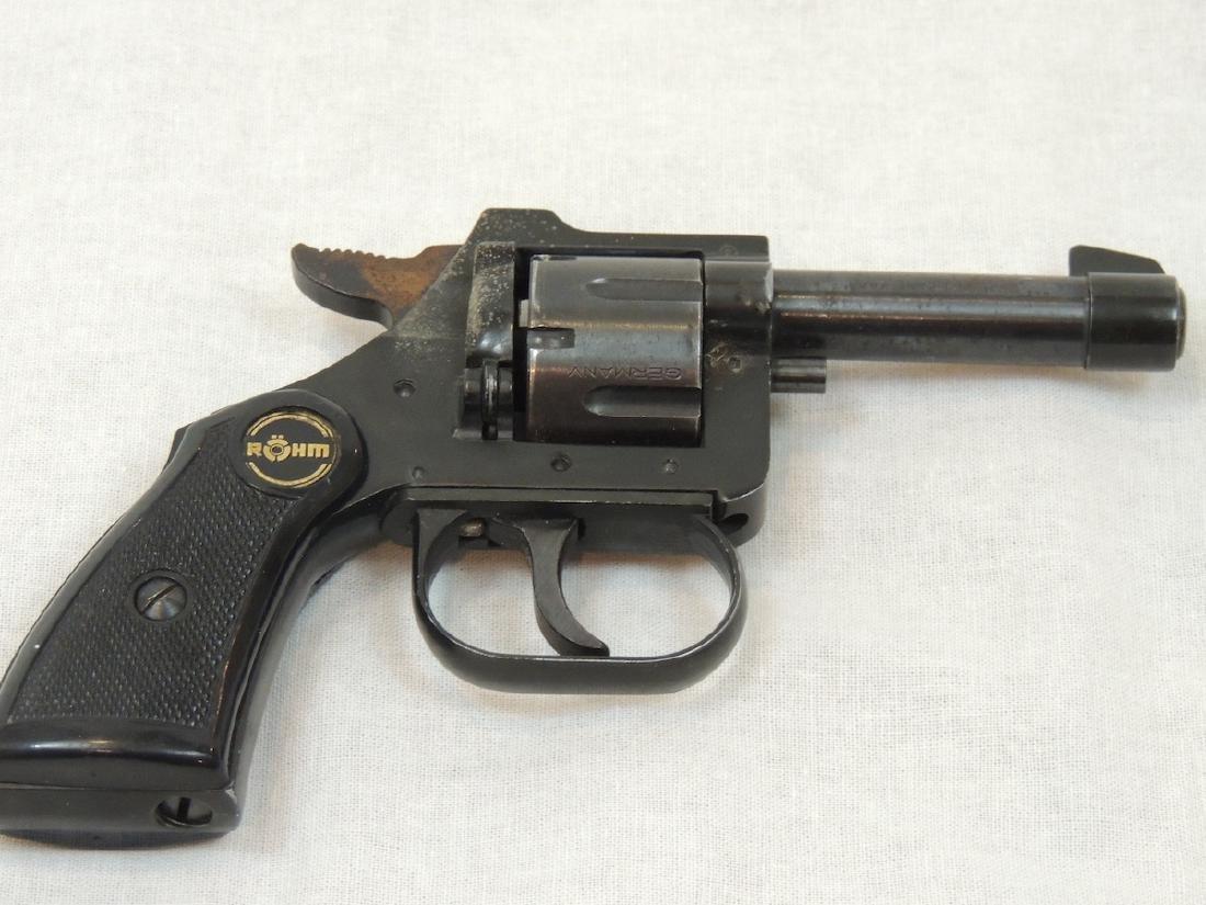 Rohm RG 10 Revolver 22 short