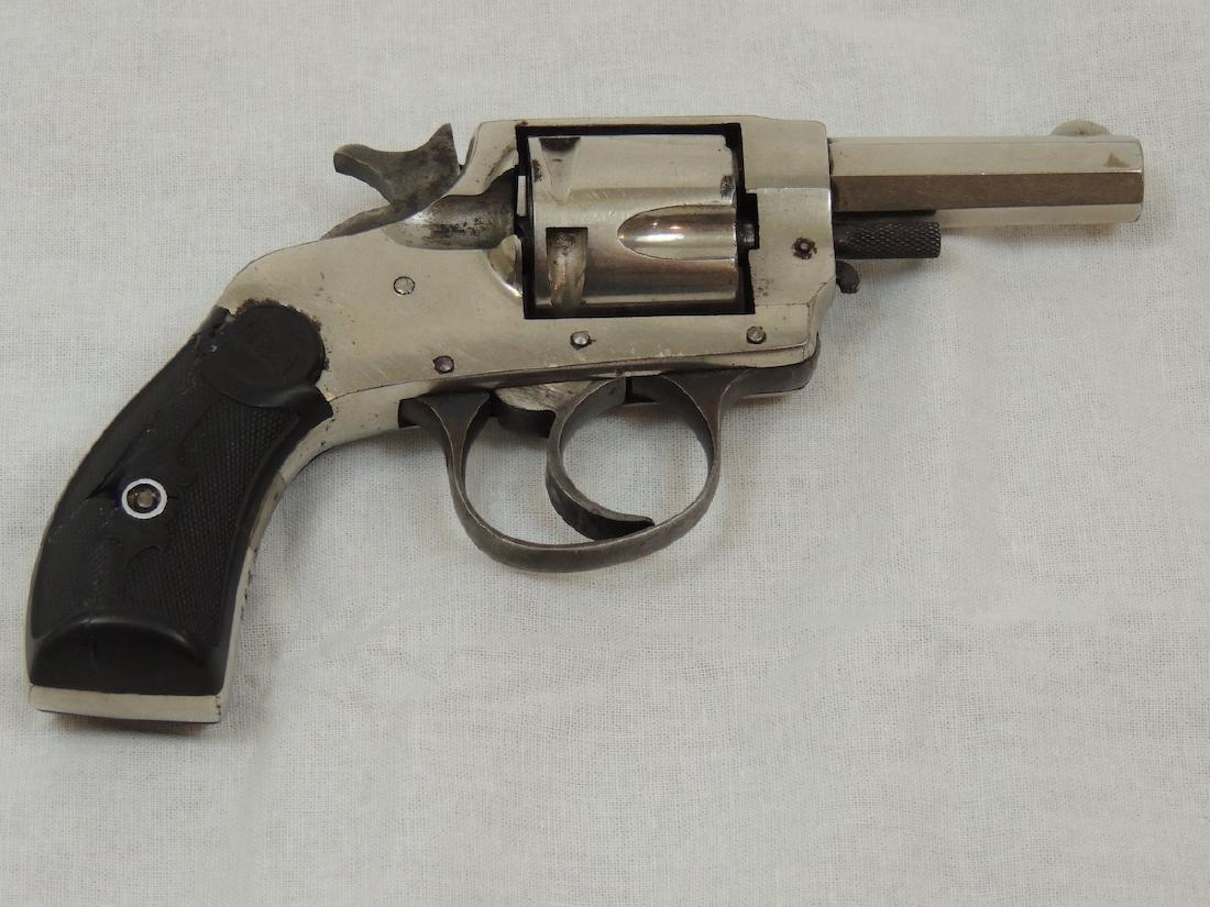 Antique Hopkins and Allen Revolver .38