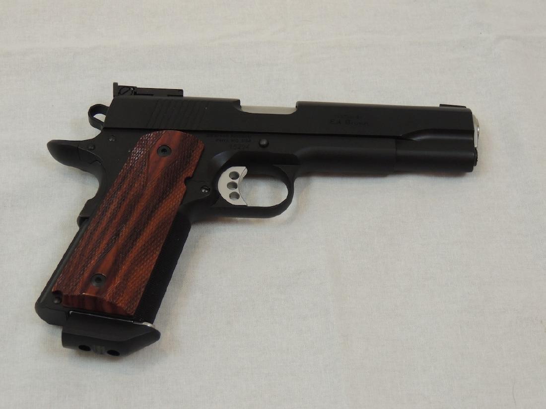 Ed Brown Executive Target 1911 Model 45 ACP Pistol
