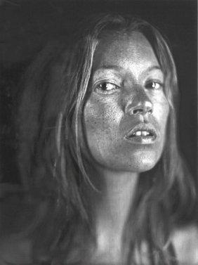 Untitled (Kate no.15), Chuck Close, 2011