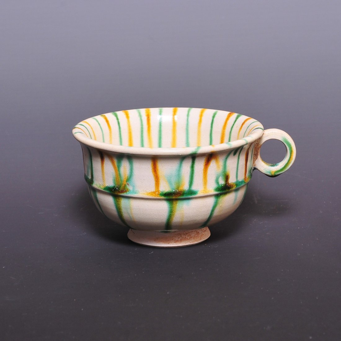 Tang Dynasty Tri-colored Cup