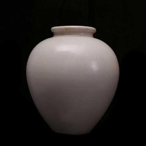 Tang Dynasty A Xing Kiln Porcelain Jar