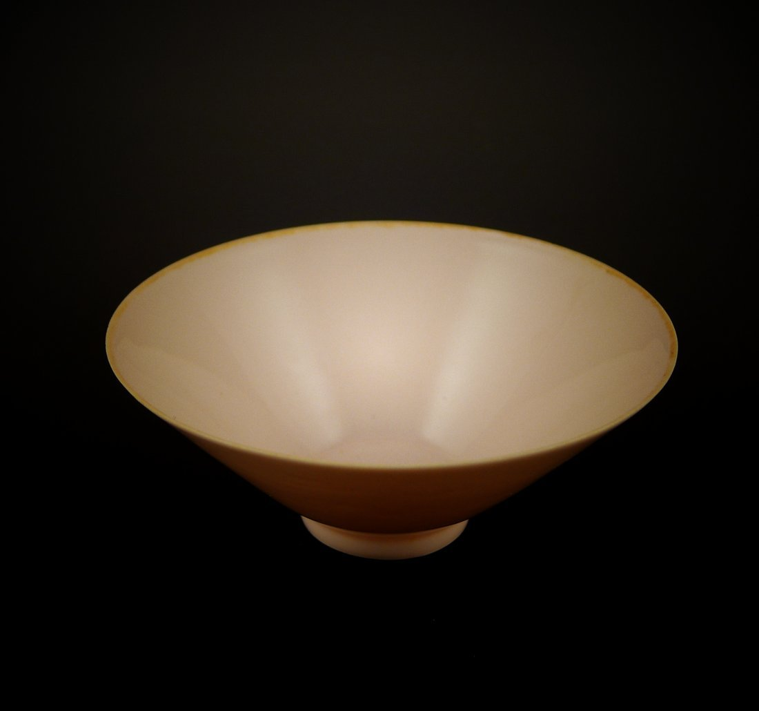 Qing Dynasty Single Color Glaze Cup