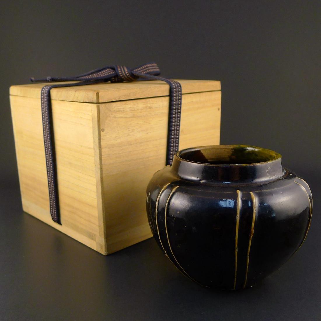 Jin Dynasty, A Cizhou ware striped Pot