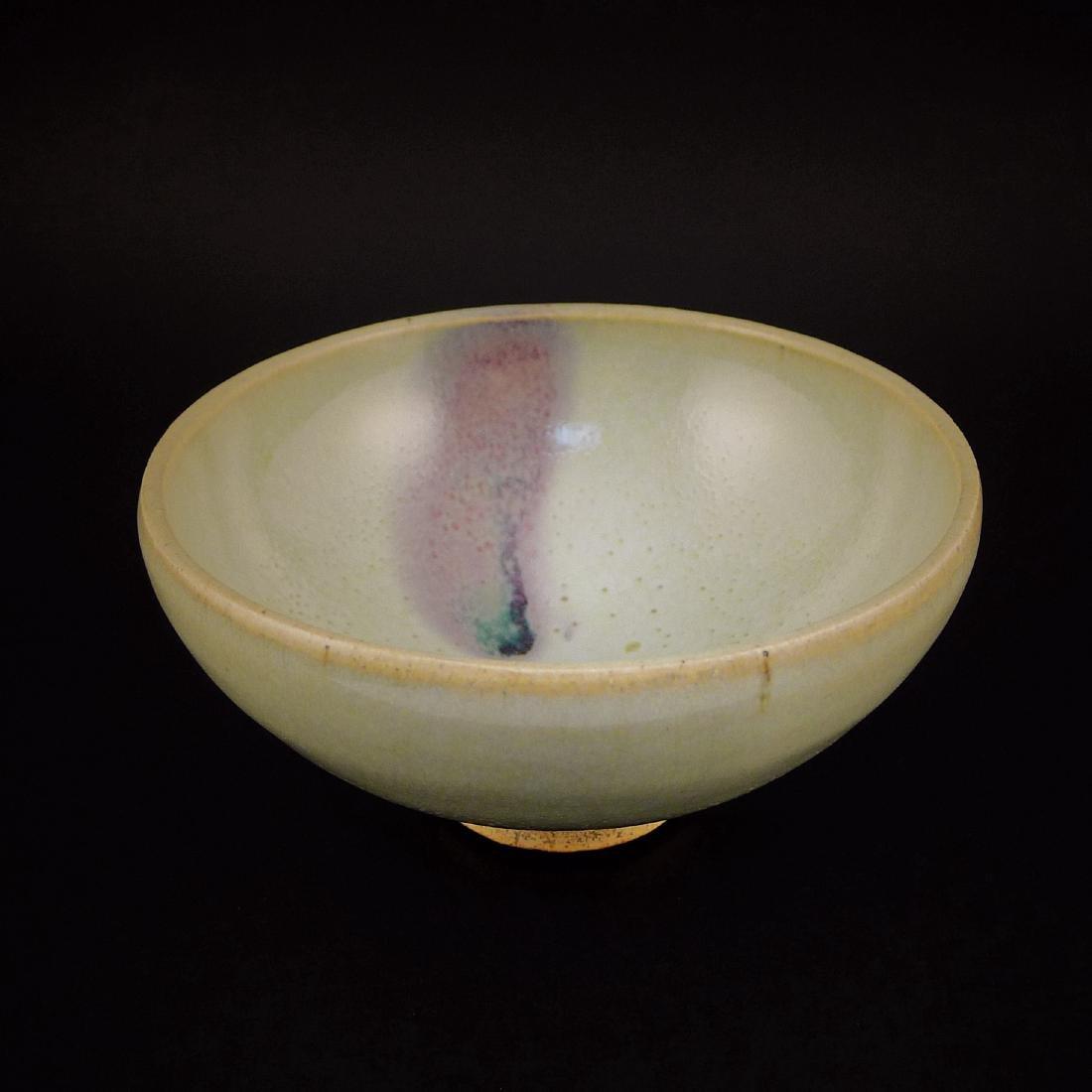 Yuan Dynasty Jun porcelain bowl