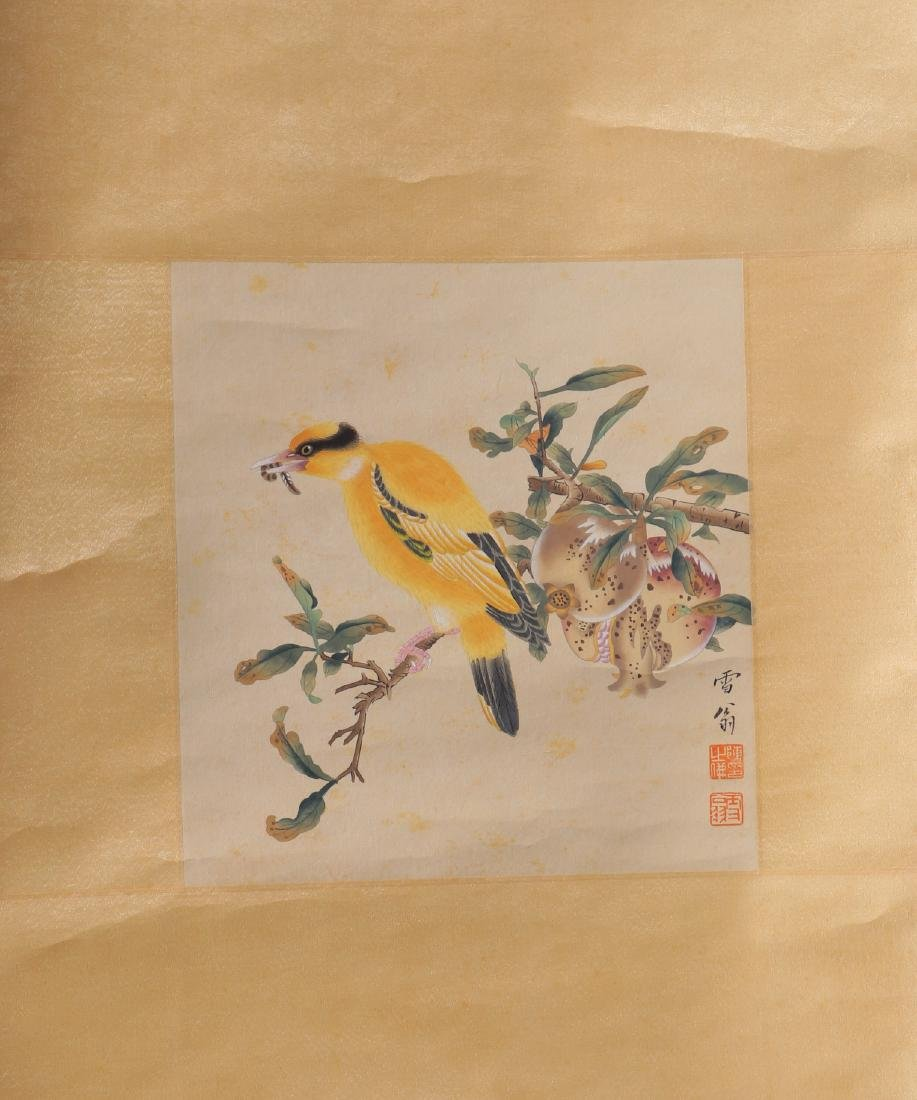 Attributed to CHEN CHEN ZHIFU (Chinese Scroll Painting)