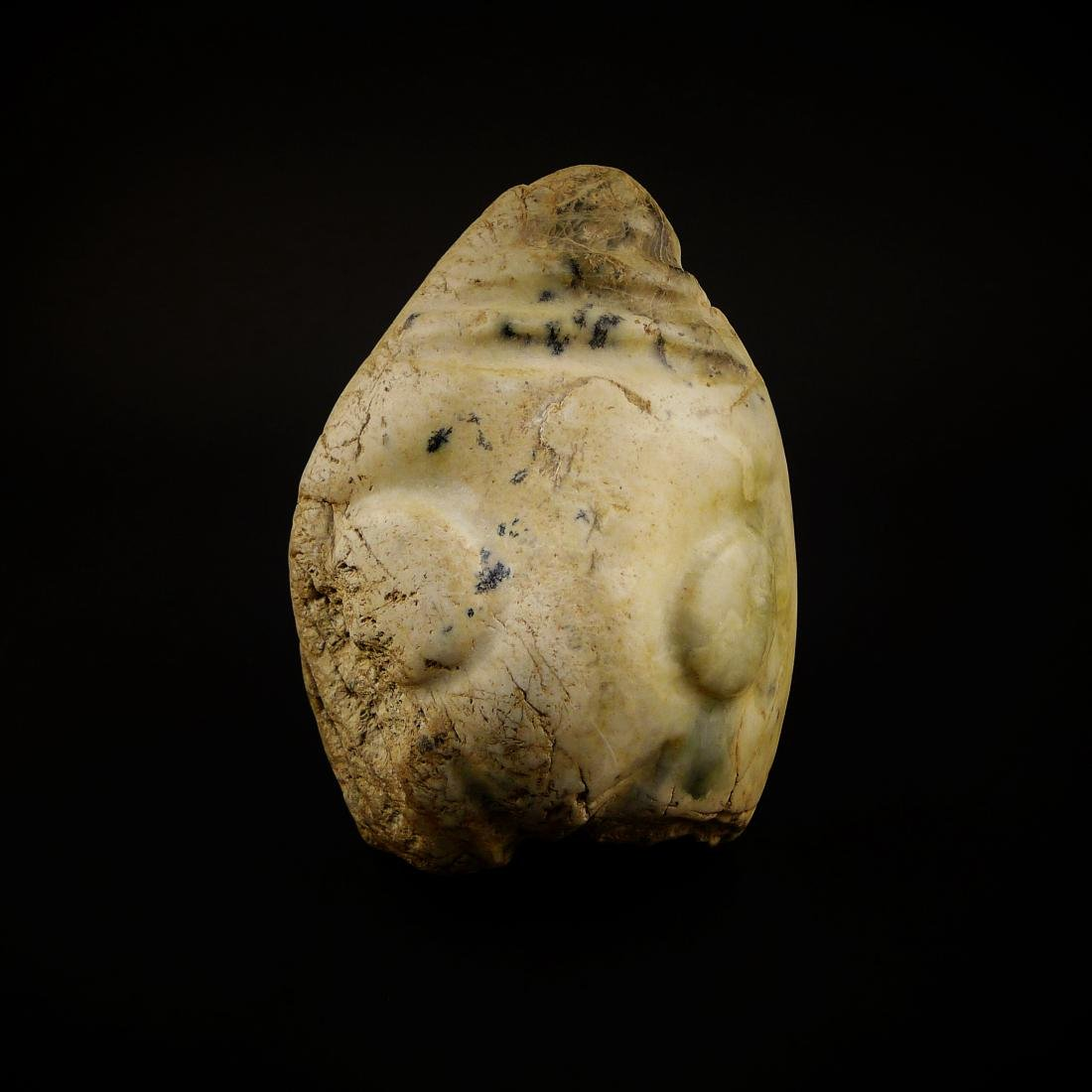 Antique Natural Jade (Human Shape)