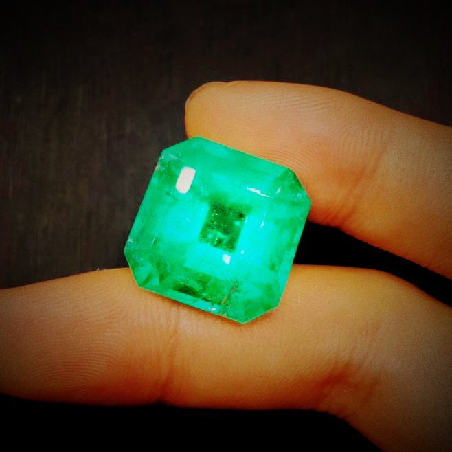 Loose Gemstone with GIL Certificate
