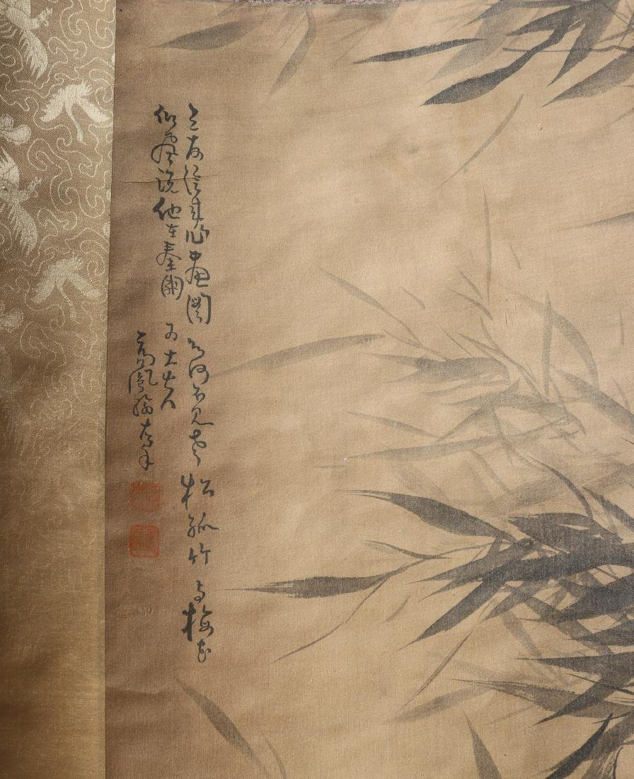 Attributed to Gao fenghan (Chinese Scroll Painting) - 2