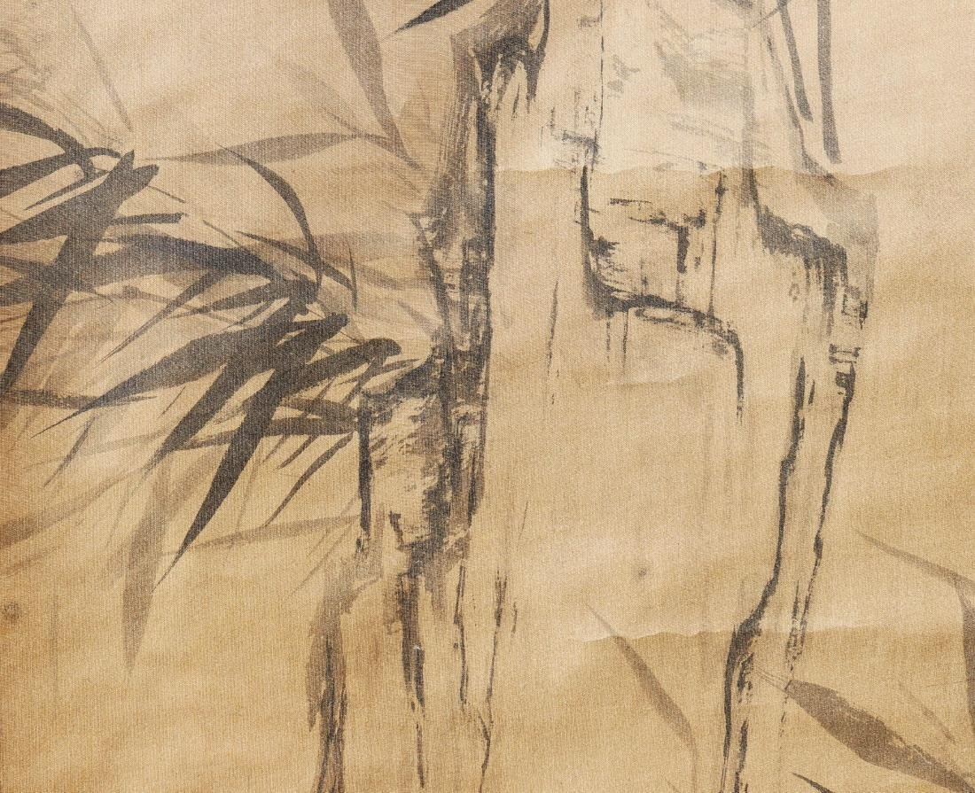 Attributed to Gao fenghan (Chinese Scroll Painting) - 8