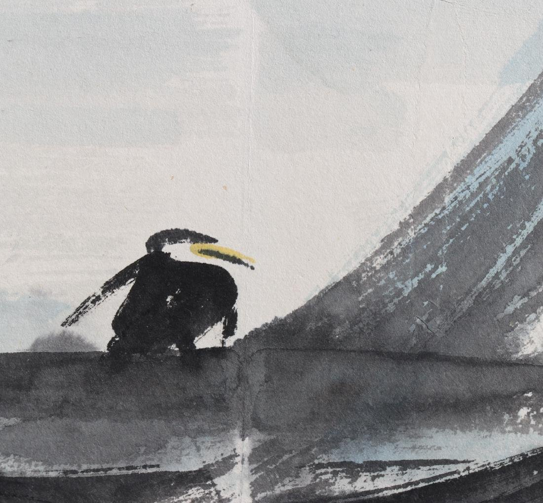 Attributed to Lin Fengmian 林风眠 - 4