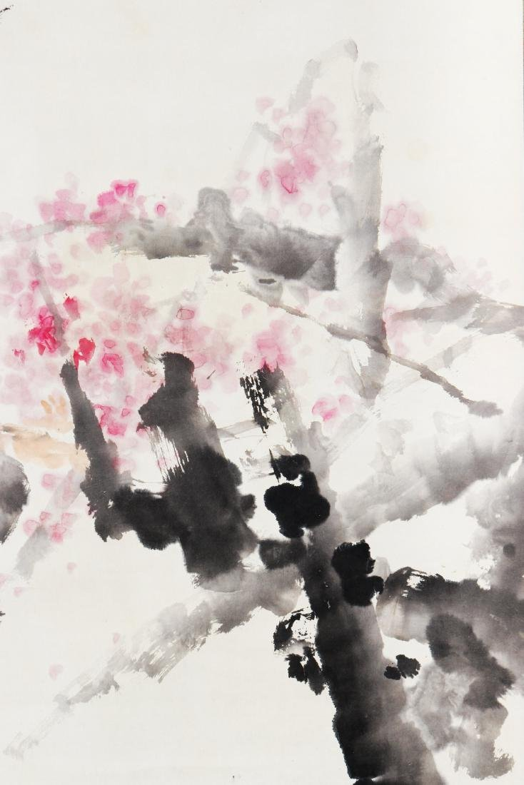 Attributed to Shi Lu (Chinese Scroll Painting) - 4
