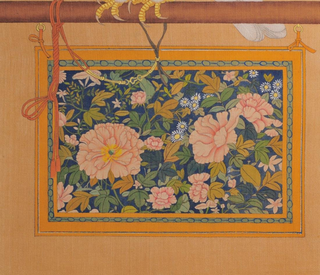 Attributed to Lang Shining ( PAINTING ON SILK) - 5