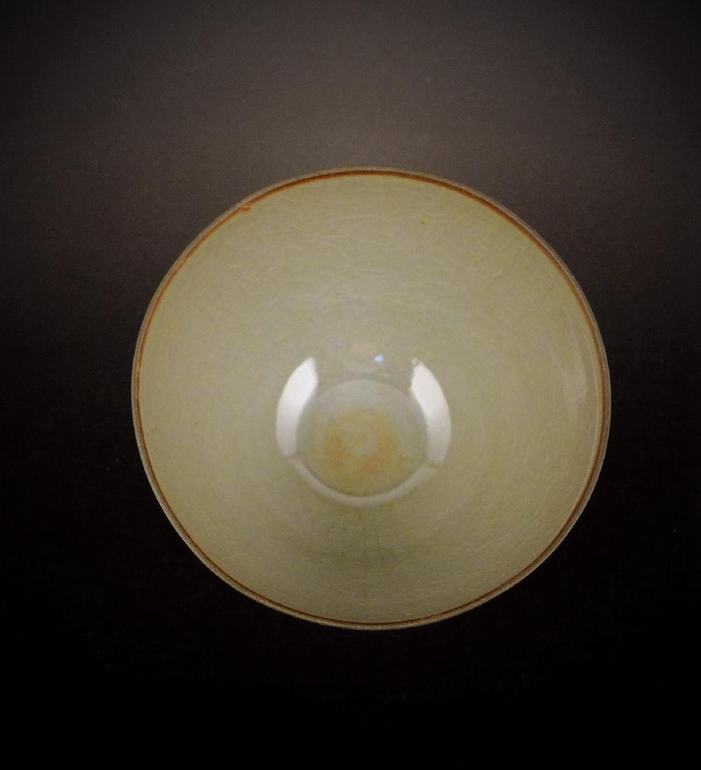 Mid-Qing Dynasty Chenghua Imitation Cup - 2