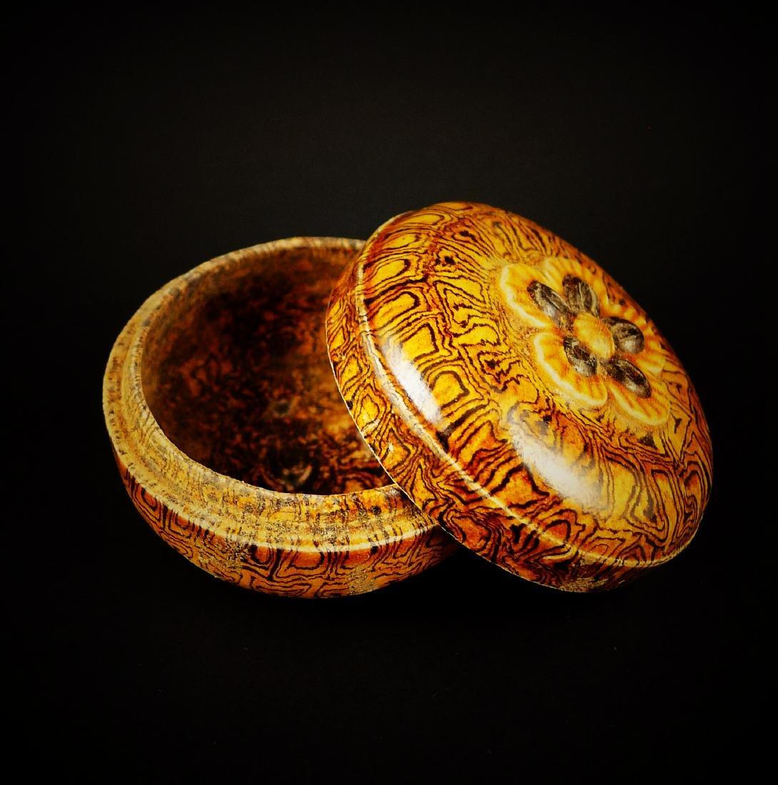 Tang Dynasty Powder Box - 3