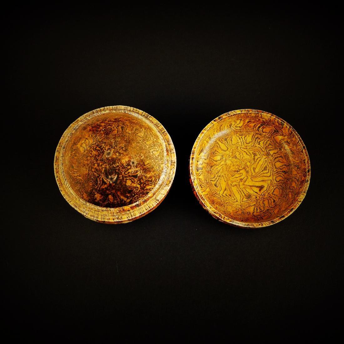 Tang Dynasty Powder Box - 4