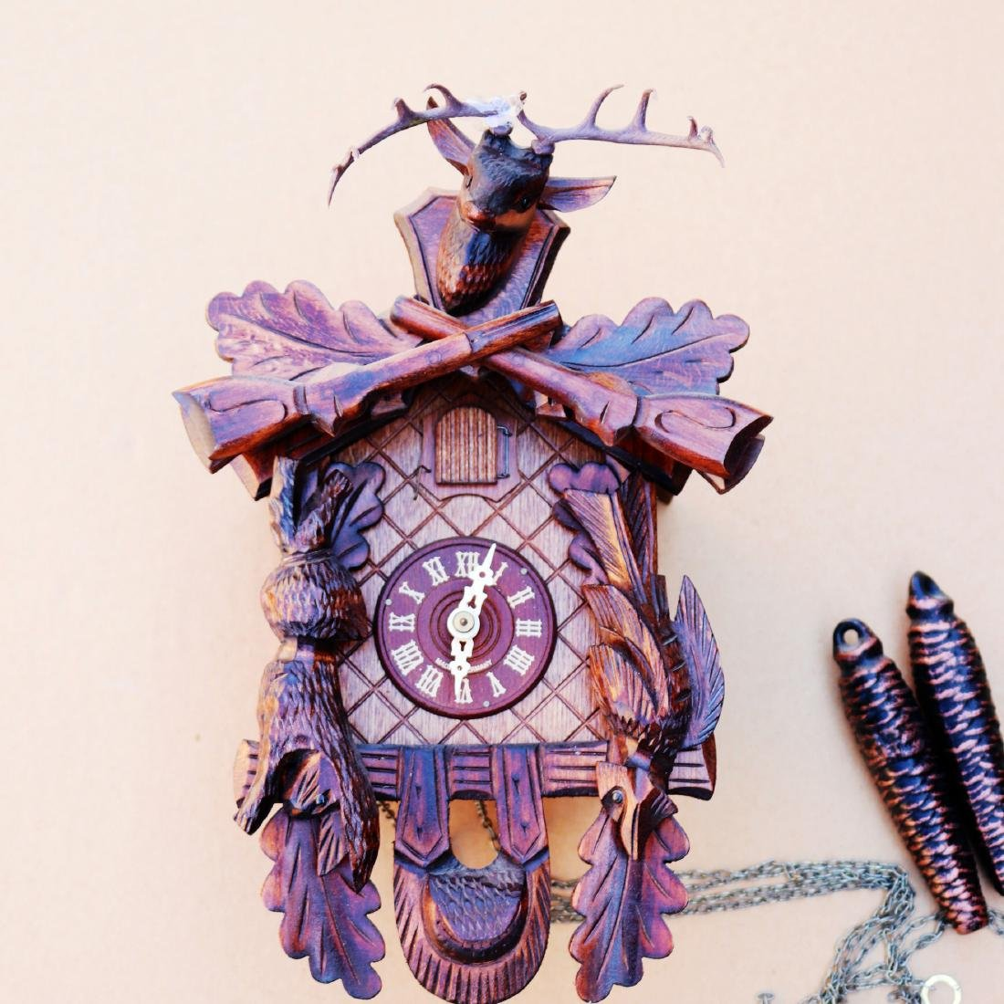 German Cuckoo Clock - 2