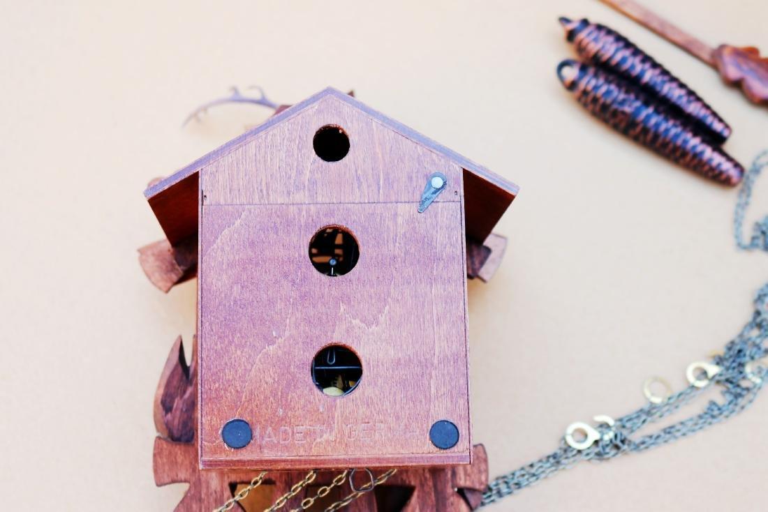 German Cuckoo Clock - 3