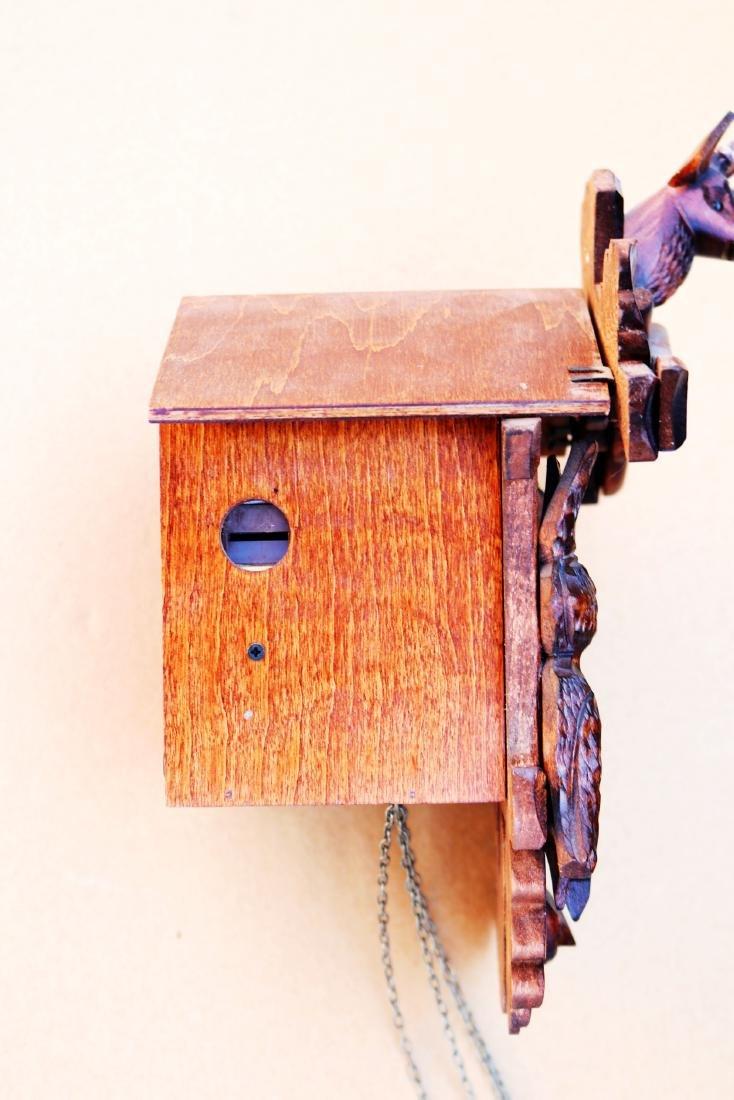 German Cuckoo Clock - 4