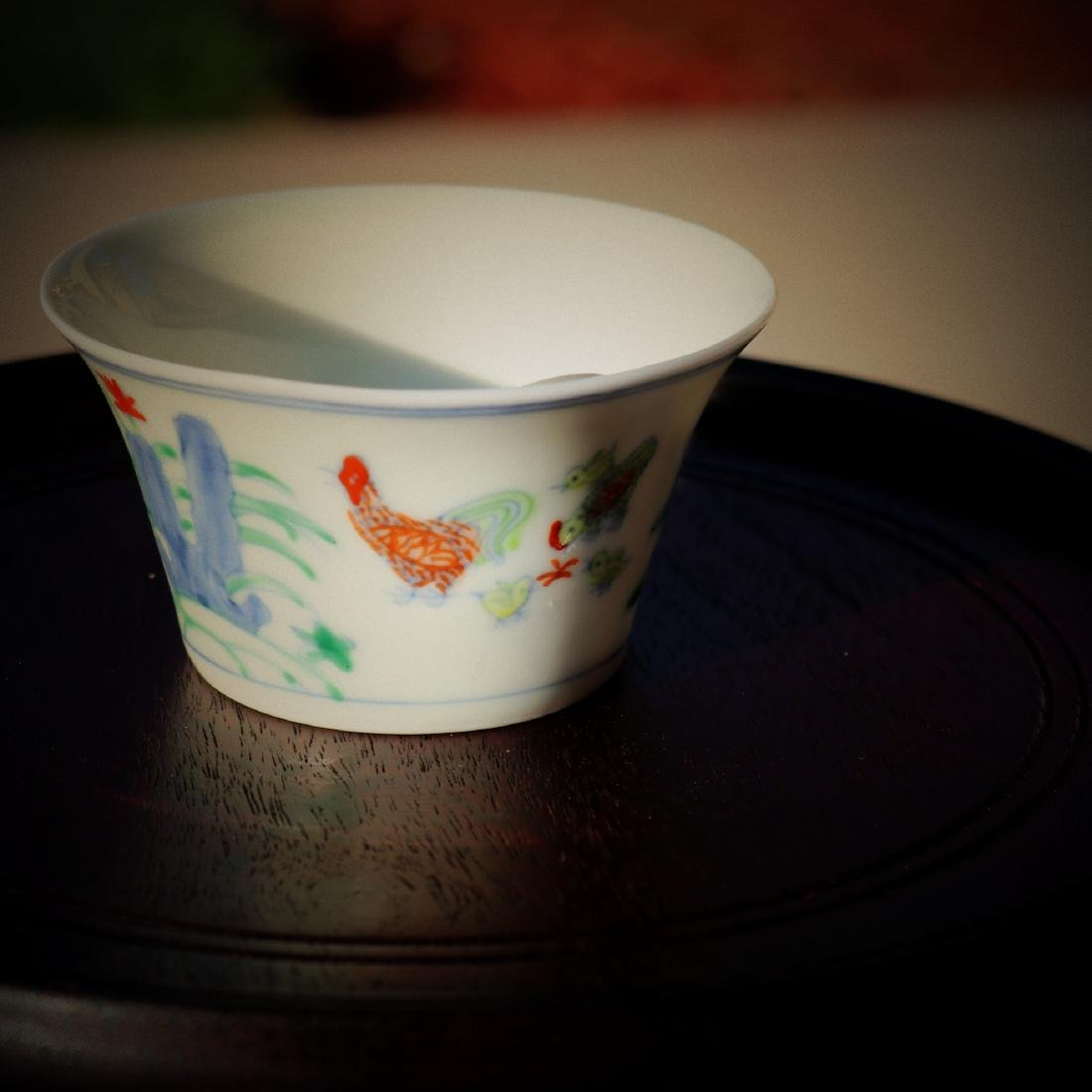 A Chinese Porcelain Cup - 4