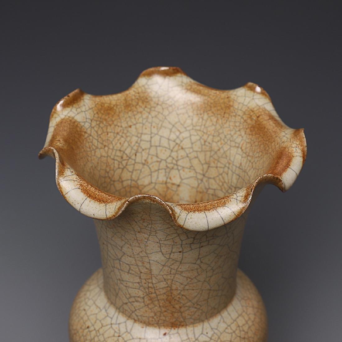 Vintage Chinese  Porcelain pot  Vase - 7