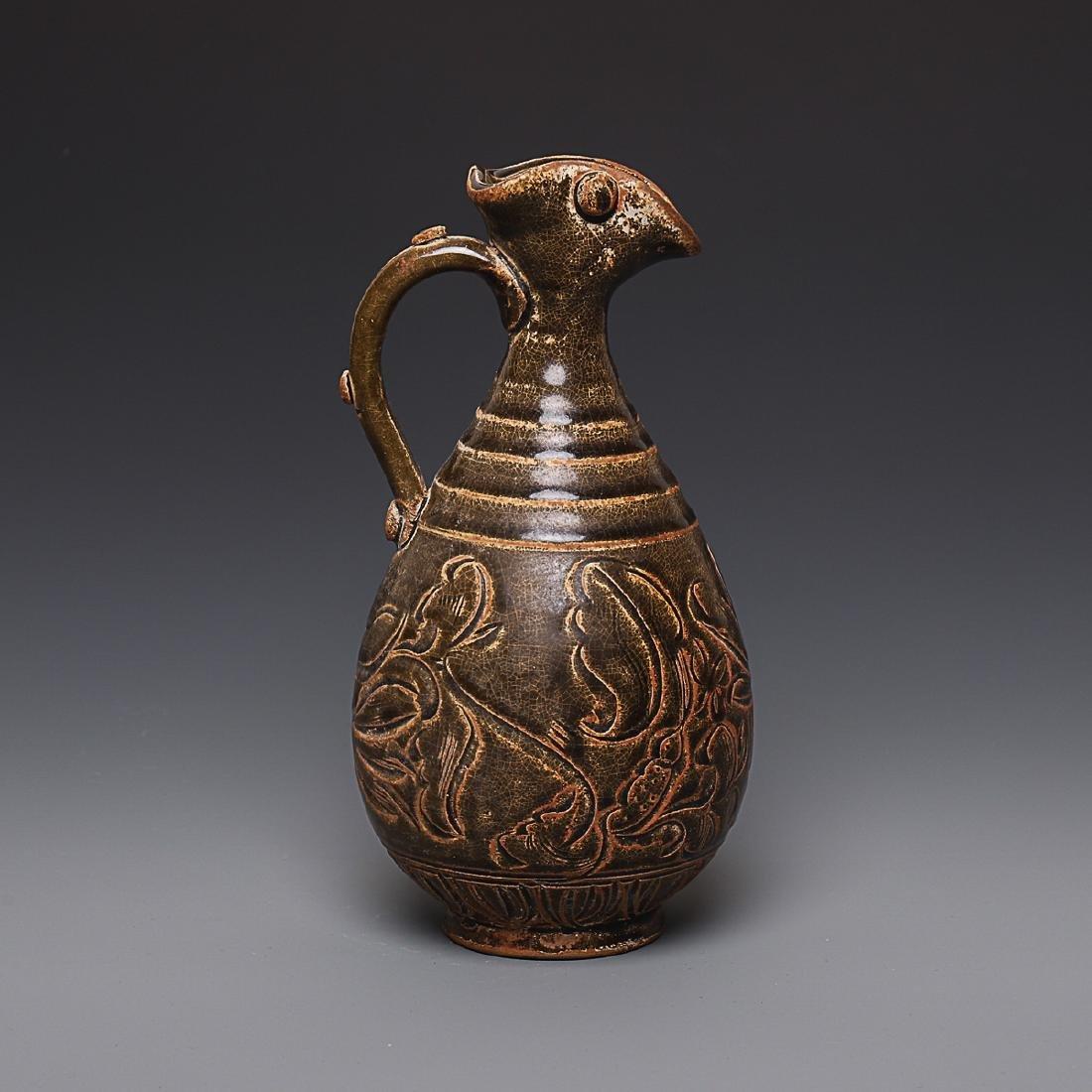 Vintage Chinese Porcelain Pot