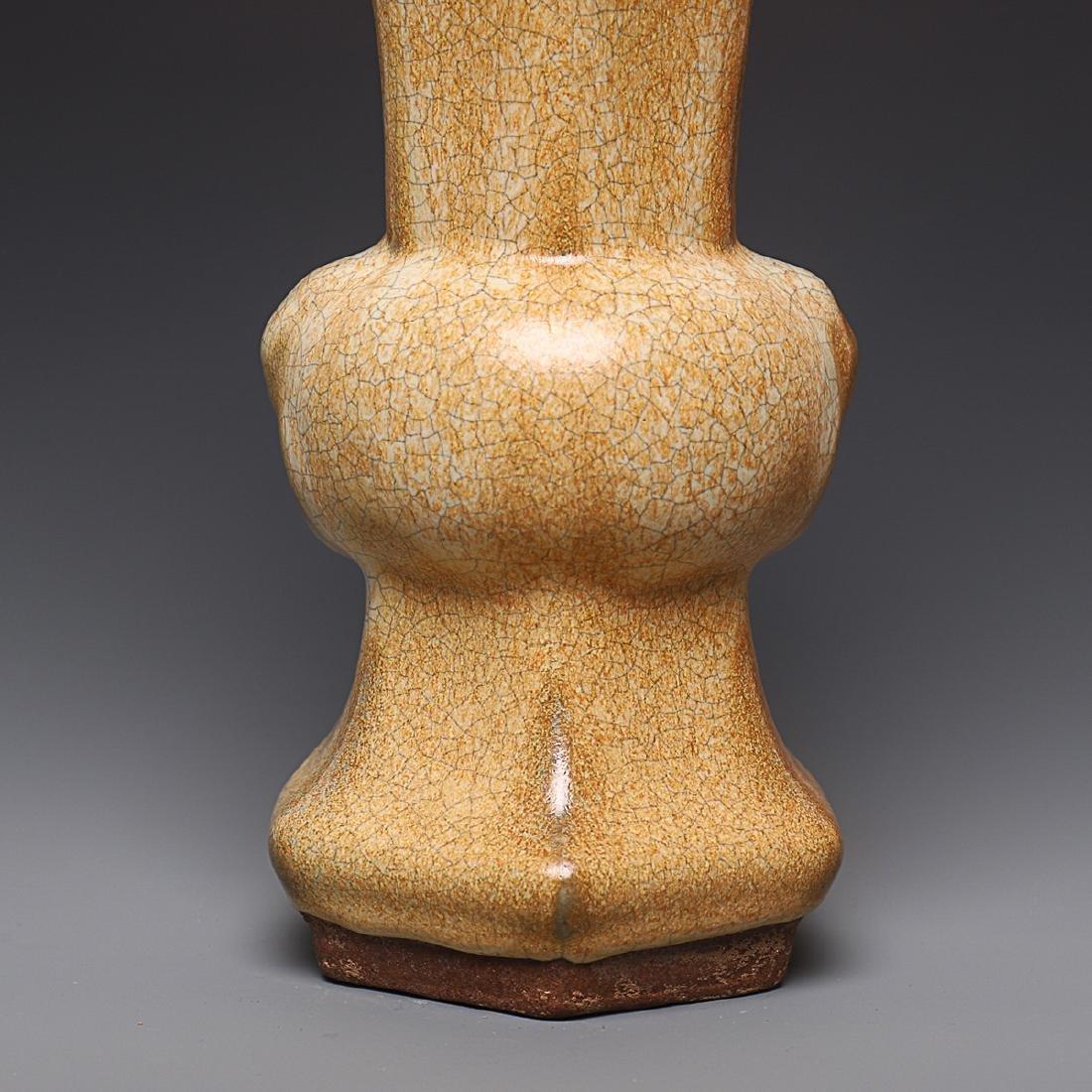 Vintage Chinese Porcelain pot  Vase - 6