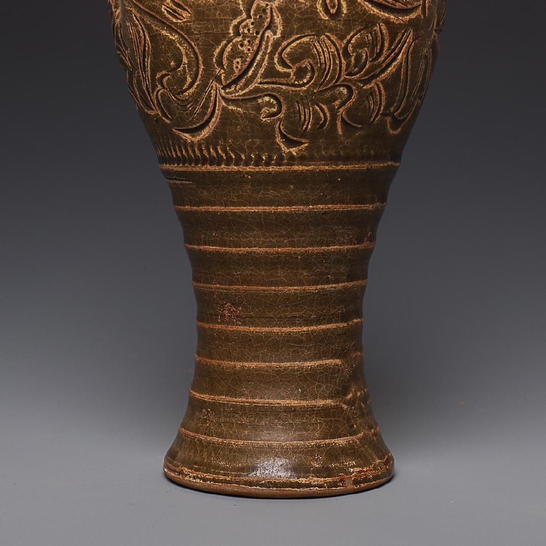 Vintage Chinese Porcelain pot  Vase - 5