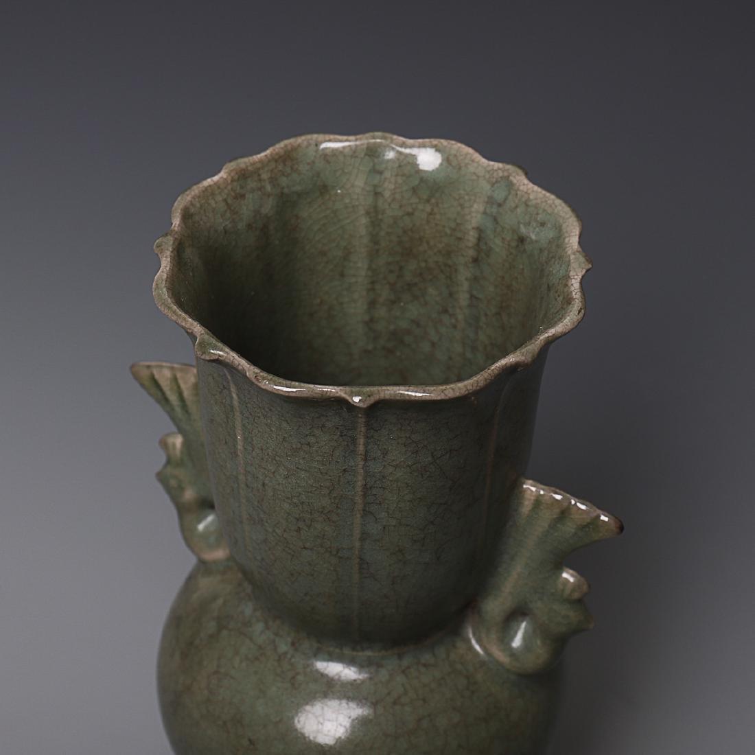 Vintage Chinese Porcelain pot  Vase - 8