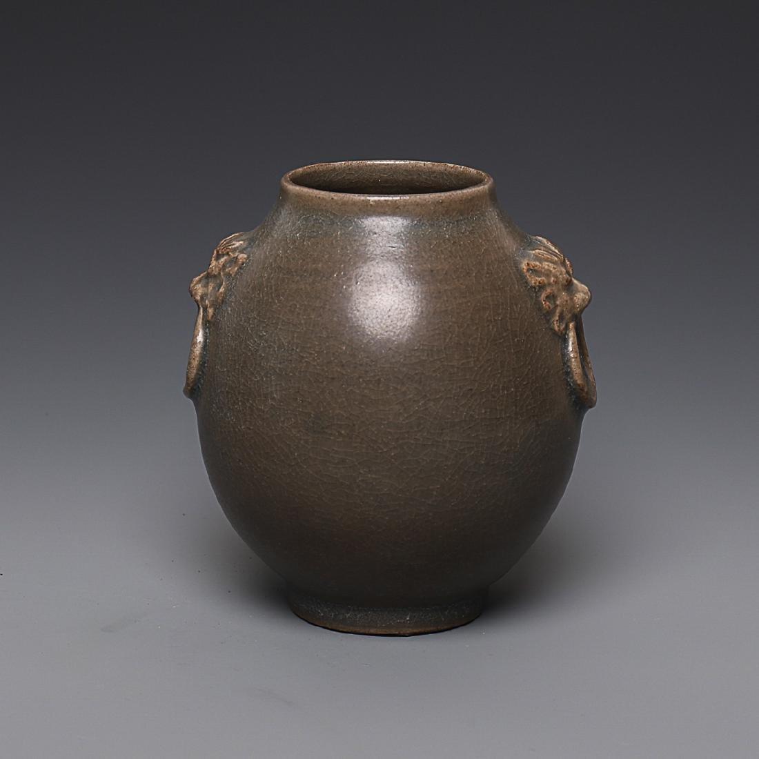 Vintage Chinese Porcelain Jar