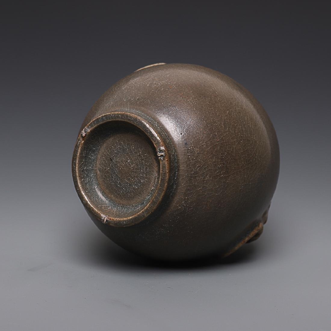 Vintage Chinese Porcelain Jar - 4