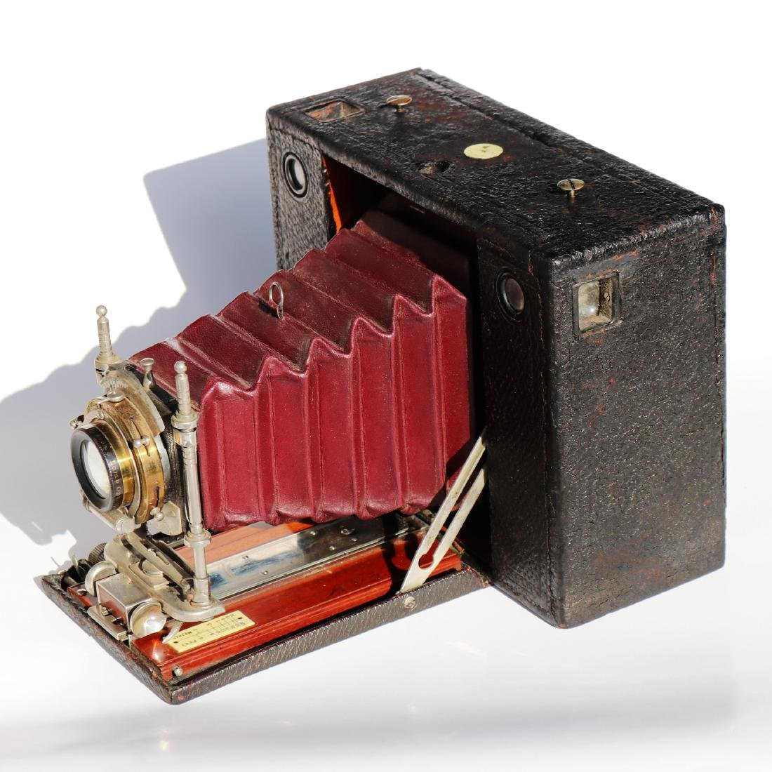 No. 3 Cartridge Kodak Camera, 1900