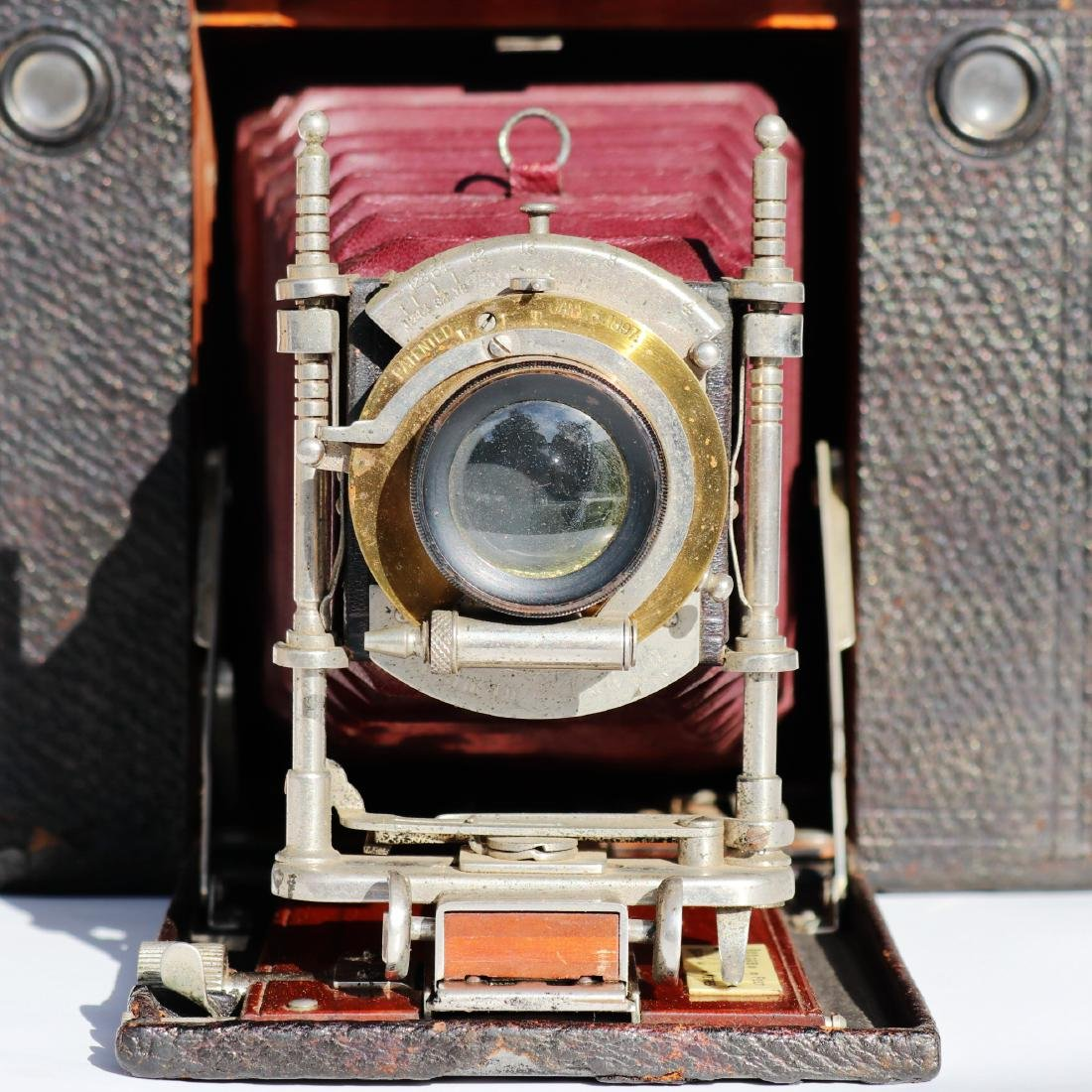 No. 3 Cartridge Kodak Camera, 1900 - 3