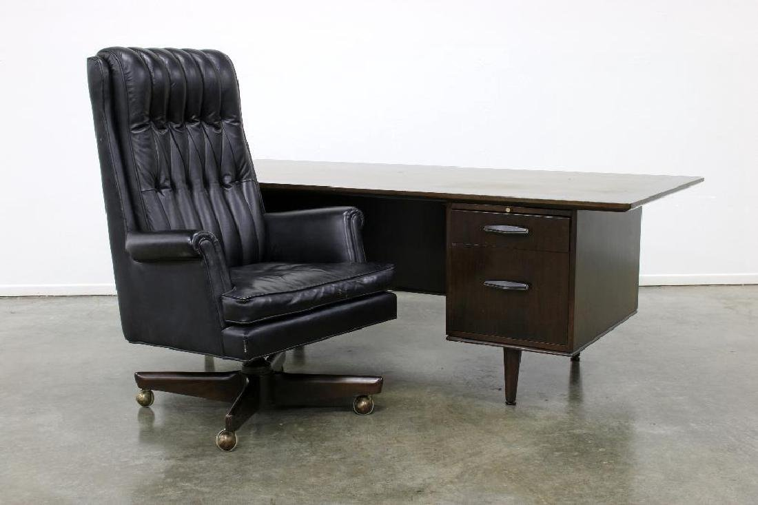 Monteverdi-Young Executive Desk and Chair