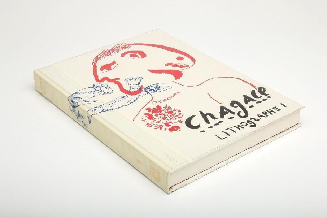Publishers 2000 Chagall Lithographe 1-5, 1978 Japanese - 3