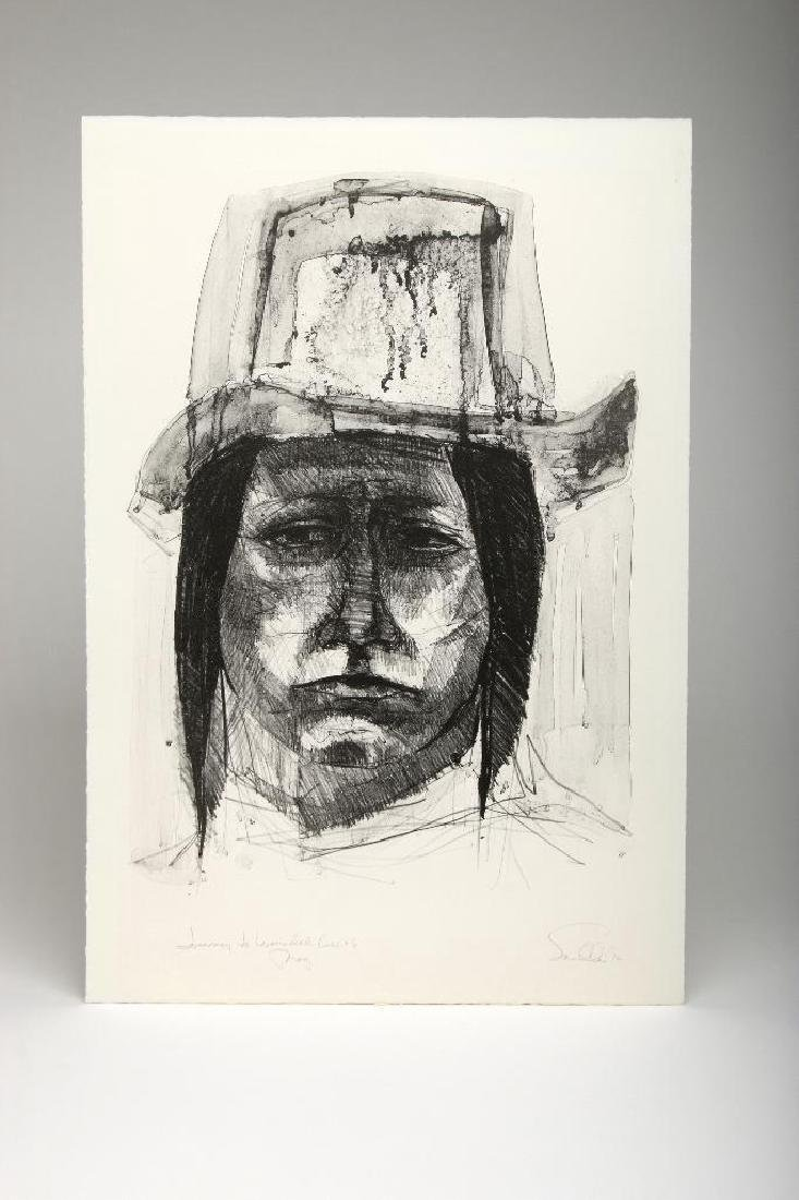 John N. Sandlin 'Journey to Wounded Knee' Series, 1974 - 7