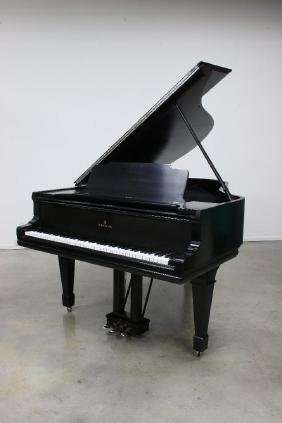 1883 Steinway Model A 85 Note Grand Piano Ebony Finish