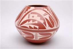C.G. Loretto Native American Indian Pottery Jemez