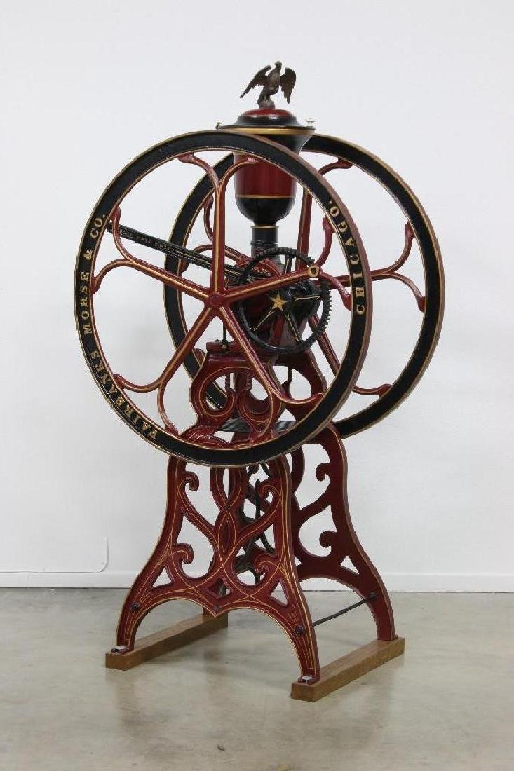 Fairbanks Morse and Company Mercantile Coffee Grinder
