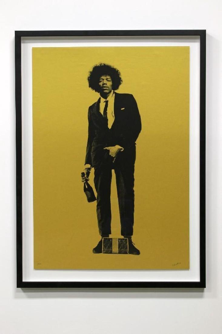 Knowledge Bennett Cojones Series Jimi Hendrix