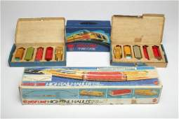 Vintage Mattel Hotline High Tail Hauler Train Toy Lot