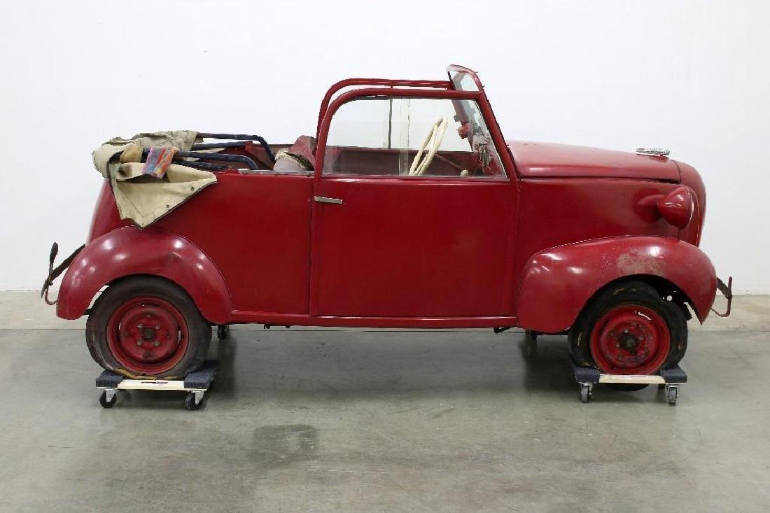 1939 Crosley Series 1A Convertible Coupe Original
