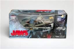 McFarlane Toys Movie Maniacs Diorama Jaws Box Set NIB
